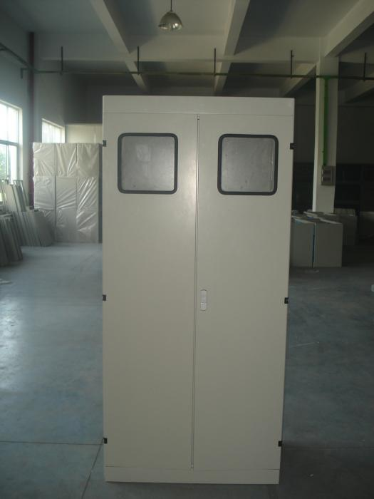 Lab Storage Cabinet Medicine Cupboard Steel Medical Cabinet for Laboratory Hospital Use