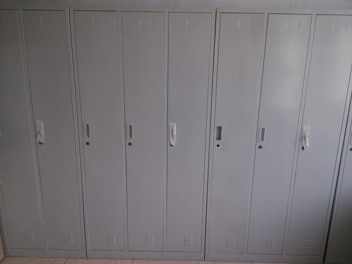 top quality lab storage cabinet metal wardrobe steel locker for lab school house hospital office use
